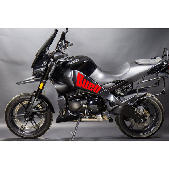 Buell frame stickers