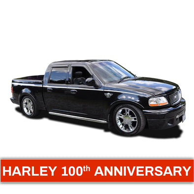 2003 Ford F-150 Harley-Davidson decals