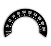 Sticker for Harley-Davidson Cruiser (Softail, Dyna) 2018-2020, 4-inch speedometer