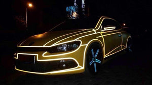 Car Luminous Stickers