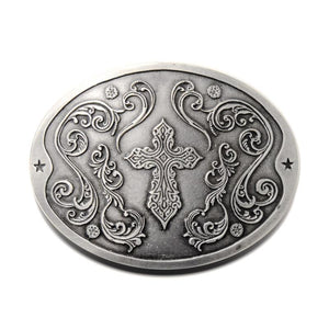 Cross Men's Buckle