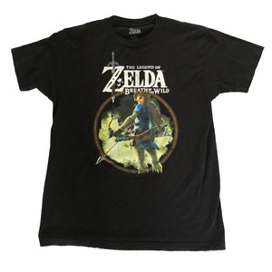 LoZ Breath of the Wild T-Shirt - Pre-Owned