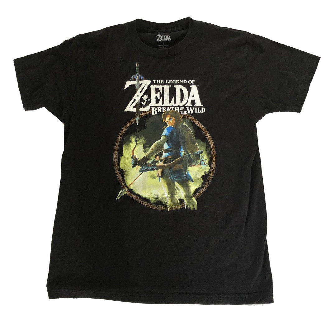 Legend of Zelda BotW T-Shirt - Pre-Owned