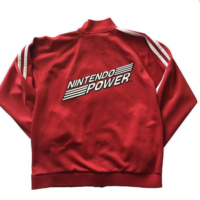 Nintendo Power Track Jacket - Pre-Owned