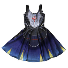 Legend of Zelda Shiek Skater Dress - Pre-Owned