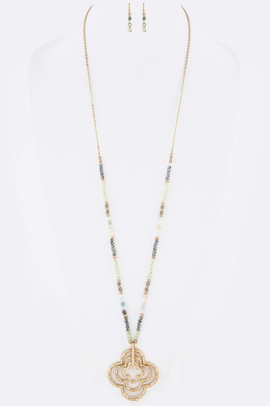 Genevieve Necklace Set