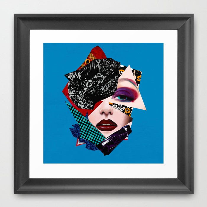 Vakseen Art - Layers of Eminence - Vanity Pop - Limited Edition Giclee Art Print & Wall Decor