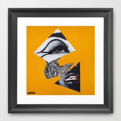 Vakseen Art - Jez - Vanity Pop - Limited Edition Giclee Art Print & Wall Decor