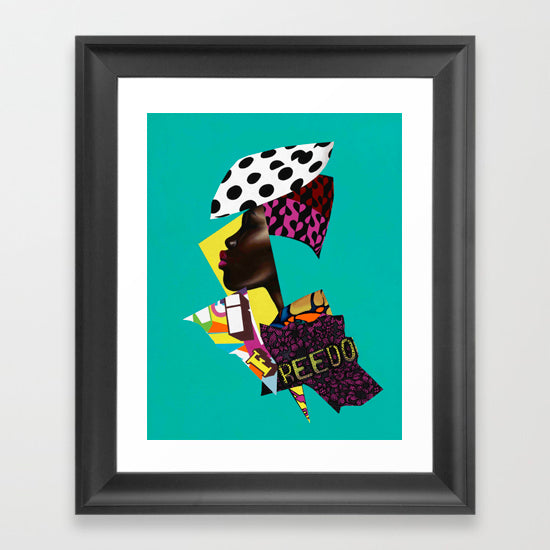 Vakseen Art - Dreams of Freedom - Vanity Pop - Limited Edition Giclee Art Print & Wall Decor