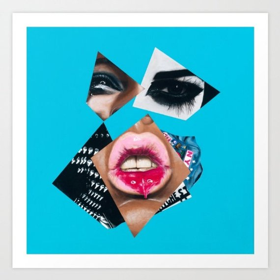 Vakseen Art - Illustrious Ratchet - Vanity Pop - Limited Edition Giclee Art Print & Wall Decor