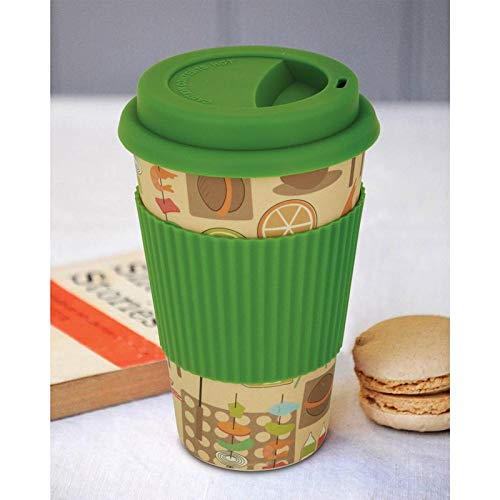 Freelance Eco Travel Mug GREEN