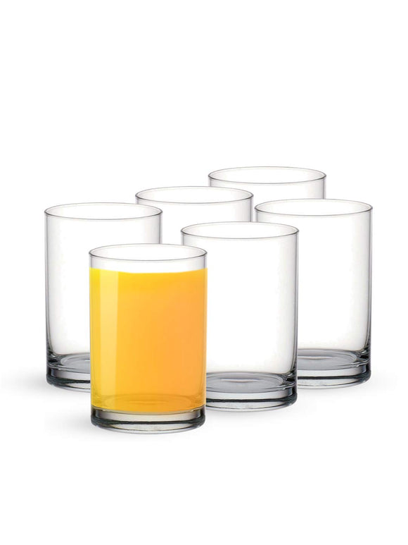 Ocean Fine Line Glass, 175ml, Set Of 6