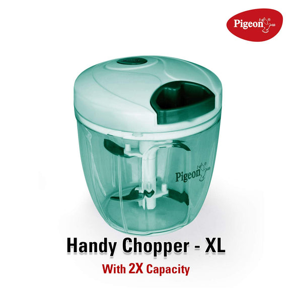 Pigeon by Stovekraft Handy Chopper XL with 3 blades
