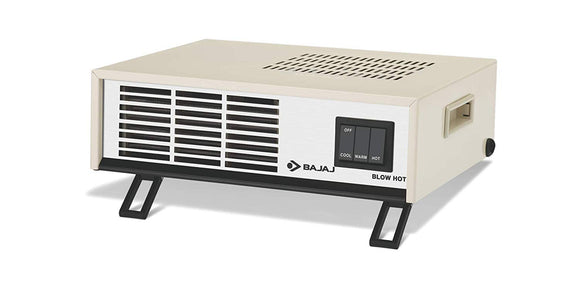 Bajaj Blow Hot Room Heater (2000 Watts)