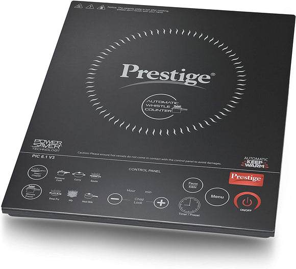 Prestige Induction Cooktop PIC 6.1 V3 2000 Watts
