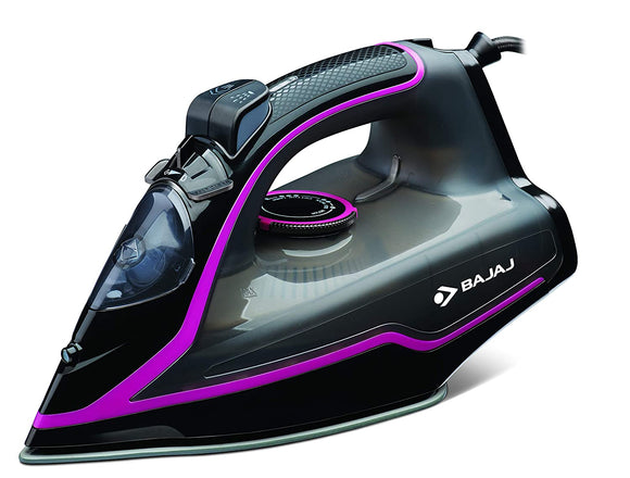 Bajaj MX35N 2000 Watts Steam Iron (Black)