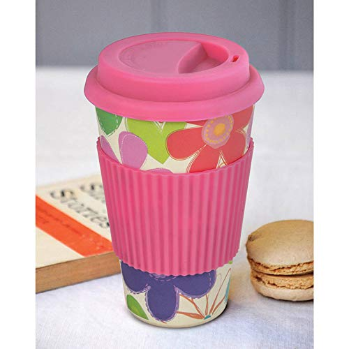 Freelance Eco Travel Mug PINK