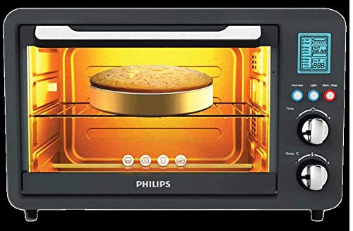 Philips HD6976/00 36-Litre Digital Oven Toaster Grill, 2000W