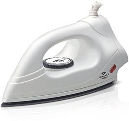 BAJAJ Bajaj majesty DX4 1000 W Dry Iron  (White)