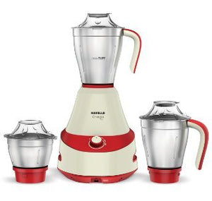 Havells Energia Red - White Mixer Grinder 500 W