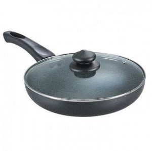 Prestige Omega Deluxe Granite Fry Pan 240 mm with Lid