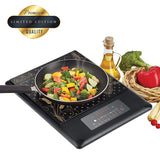Cello CLO_IC_BLZ700B_BLK 1600-Watt Induction Cooker (Black)