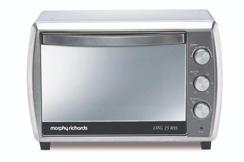 Morphy Richards 25 RSS 25-Litre Stainless Steel Oven Toaster Grill