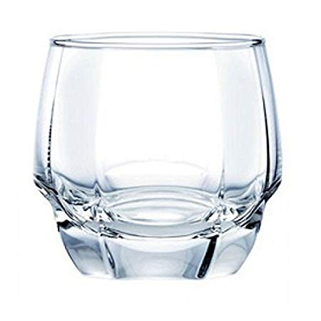 Ocean Charisma Rock Whisky Tumblers Set Of 6 - 340ml