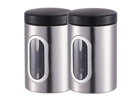 BERGNER TIDY HOME 2 PCS CANISTER SET