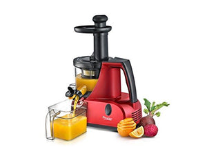 Prestige PSJ 3.0 200-Watt Juicers (Red/Black)