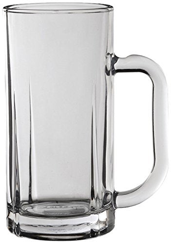 LYRA BRITISH BEER MUG 340 ML 6 PCS