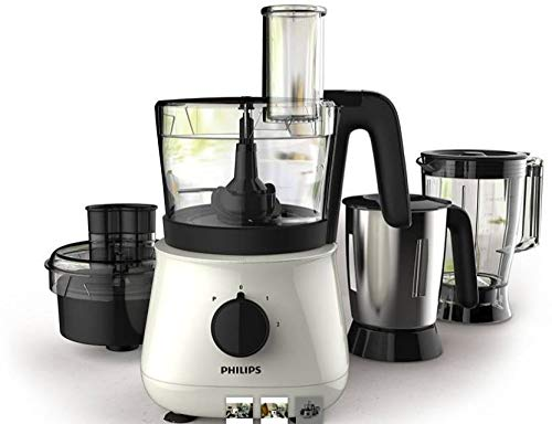 Philips HL1661 700 Watts Food Processor with 5 Jars