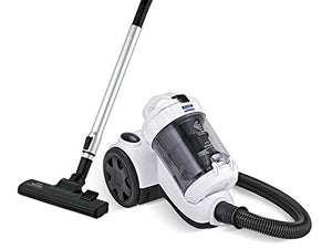 KENT Wizard Cyclonic Vacuum Cleaner 1200-Watt (White)