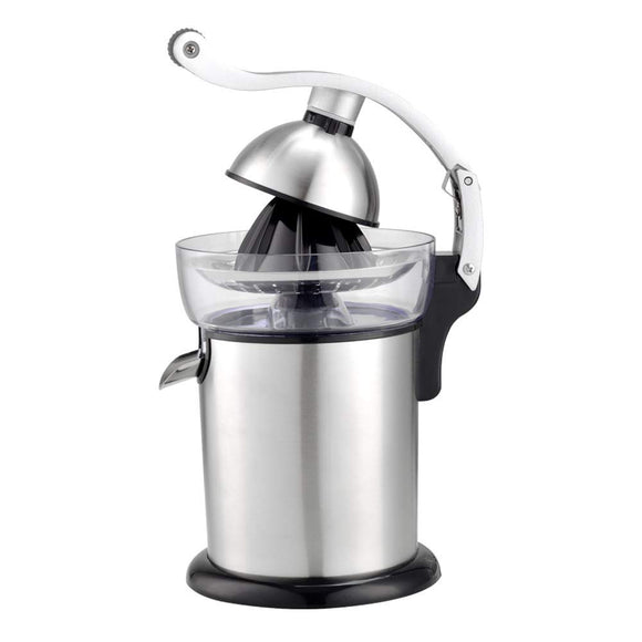 Wonderchef Leonardo 130-Watt Citrus Juicer (Black/Silver)