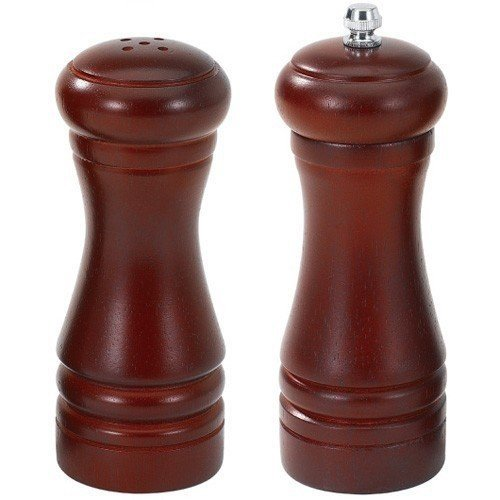 Bergner 2 Pc Peppermill Set (BG-3067)