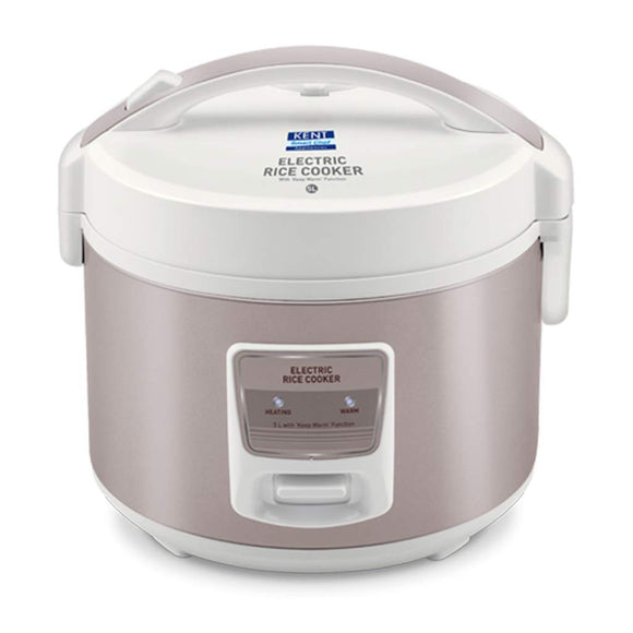 KENT Electric Rice Cooker-5L 16014