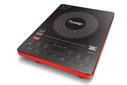 Prestige 2500 Watts Induction Cooktop Pic 32.0 - Red