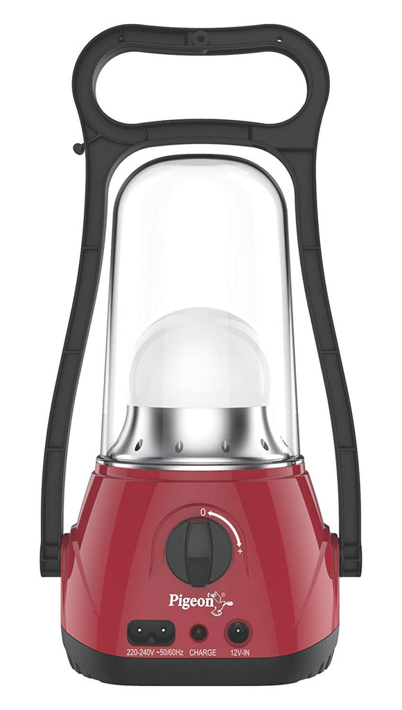 Pigeon 12136 Lumino Emergency Light (Red)