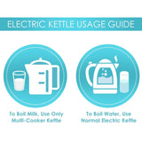 Prestige PKPW 1.7-Litre 1200-Watt Electric Kettle