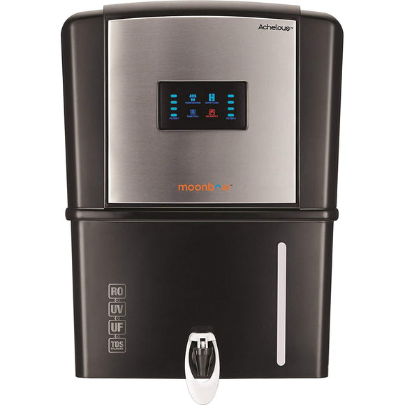 Moonbow by Hindware  Achelous 9-Litre RO+UV+UF Water Purifier