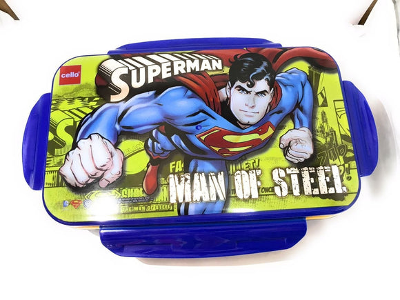 CELLO HI INSULATED LUNCH BOX SUPERMAN
