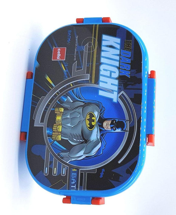 CELLO HI LUNCH INSULATED LUNCH BOX BATMAN WITH STEEL INNER