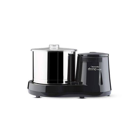Butterfly Rhino Plus 150-Watt Wet Grinder (Grey)