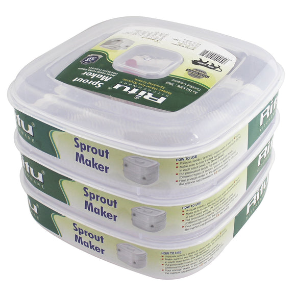 Ritu Sprout Maker, Transparent