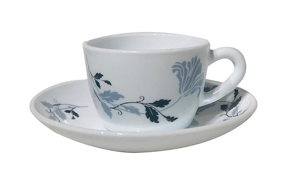 Larah by Brorsil 12 pcs Cup and Saucer Set, Millenia