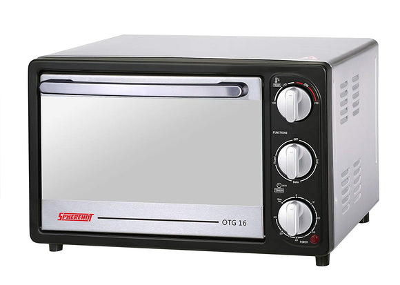 Spherehot 1200W MSS Oven Toaster Grill (16L)