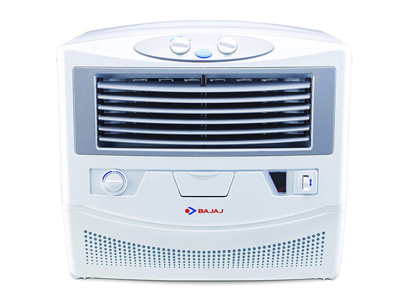 Bajaj MD2020 Mini Desert Room Air Cooler (White) - for Medium Room