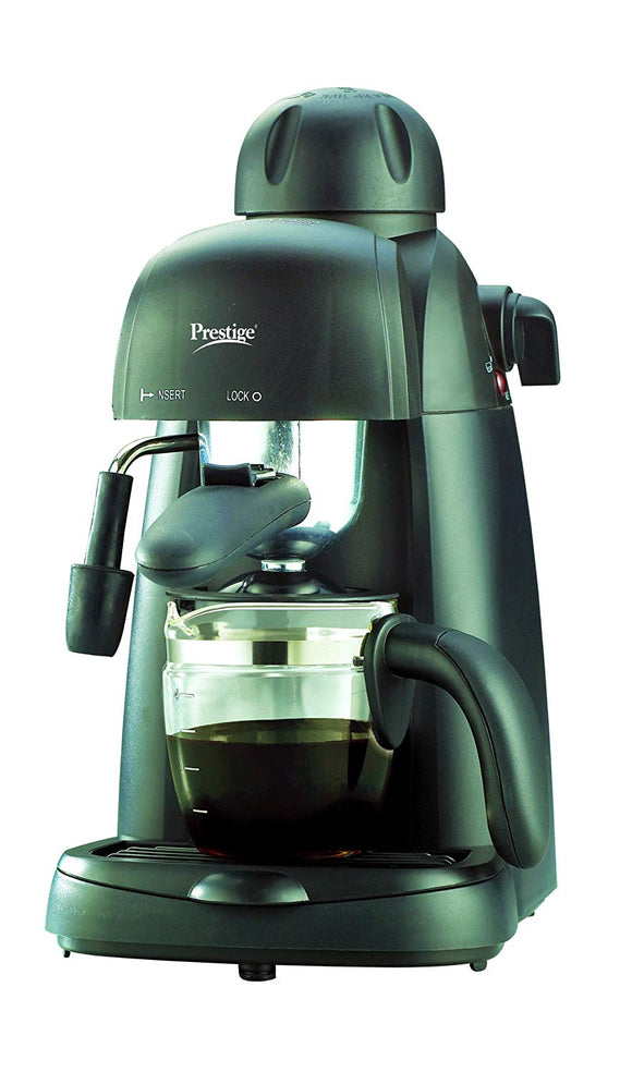 Prestige PECMD 1.0 800-Watt Espresso Coffee Maker