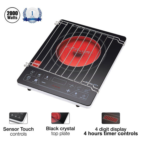 Cello Appliances Induction Cooker Blazing (400 A)