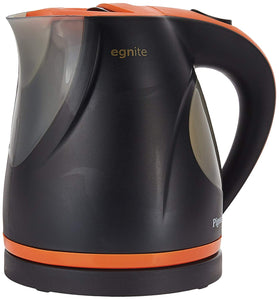 Pigeon Egnite EG12051 1.2-Litre Electric Kettle (Black/Orange)